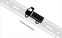 Moving Company Business Card Back