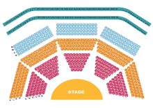 Theater Seat Layout