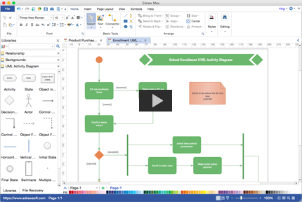 Uml diagram software for mac how to create uml diagram ccuart Images