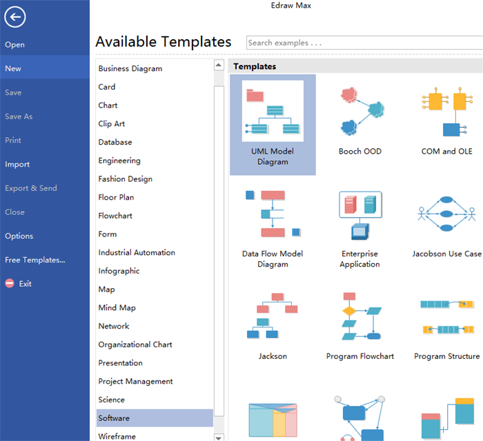 UML Diagrams for Online Polling System