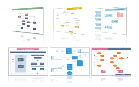 Esempi di diagrammi UML