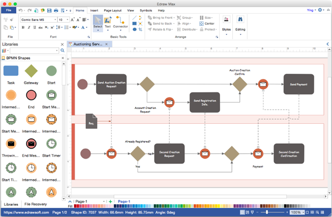visio for mac - Ms Visio For Mac Free