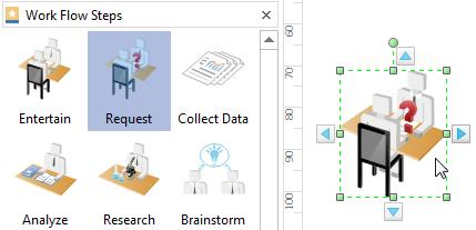 add workflow symbols